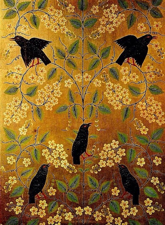 Black and gold birds.jpg