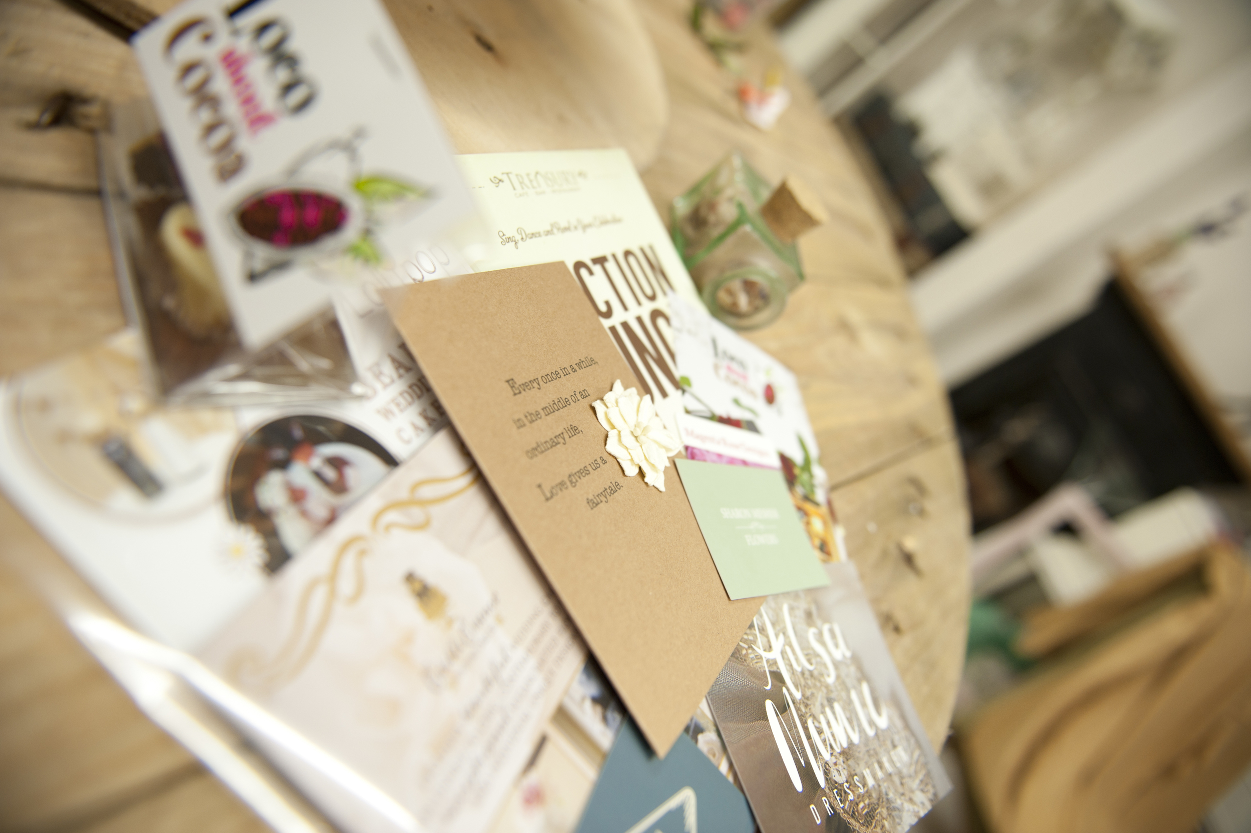 Wedding Fair Gift Bags