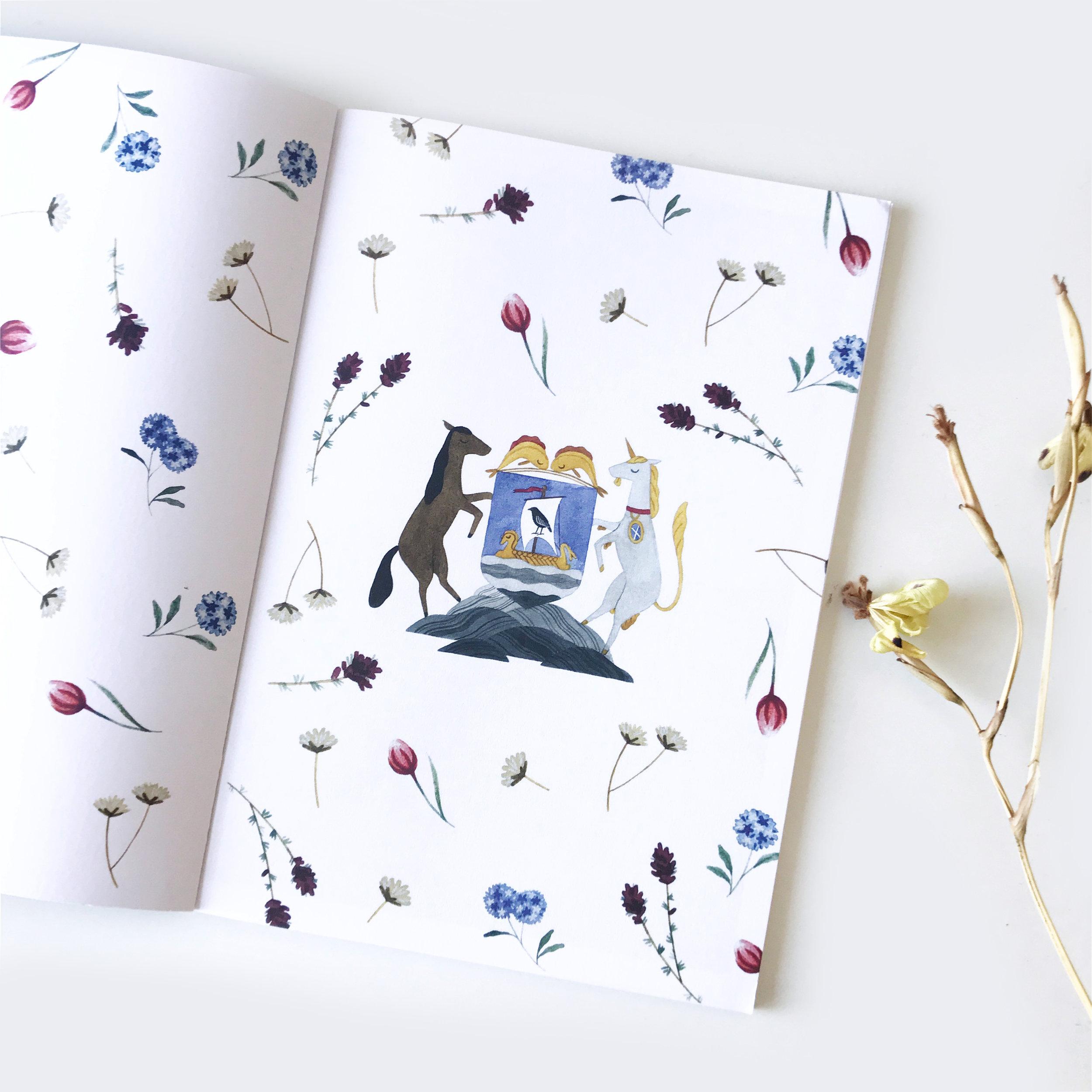 Wool Journey:Shetland by Fancy Tiger Crafts | Pom Pom Magazine