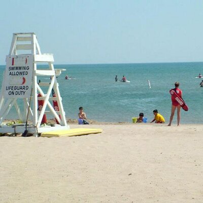 Lifeguards save lives. - And they cost less than rescue teams and search helicopters. A lot less. Liability is a MYTH.Read and share our best practices for Great Lakes guarded beaches, from our Lifeguarding Action Committee.