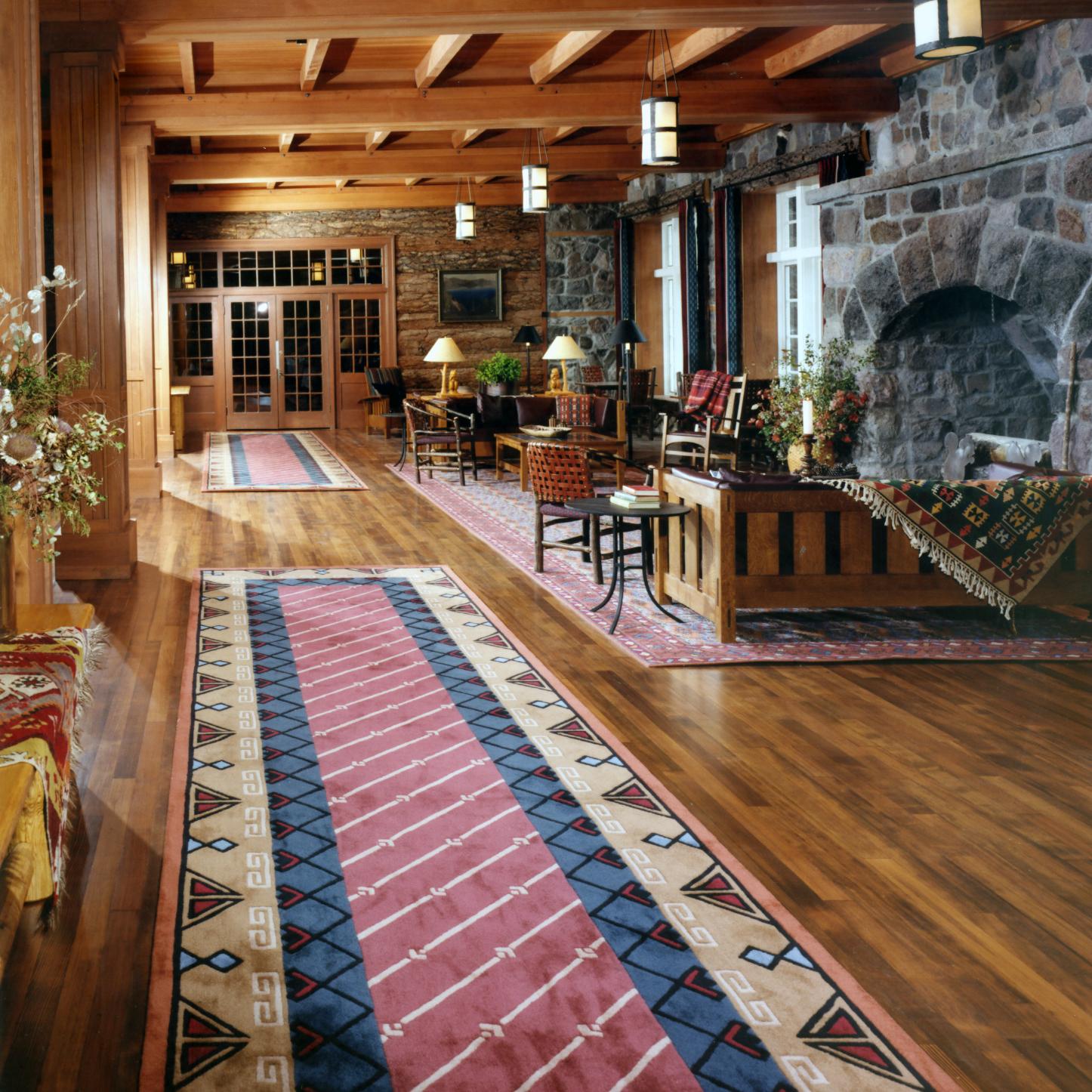 Crater Lake Lodge Rehabilitation