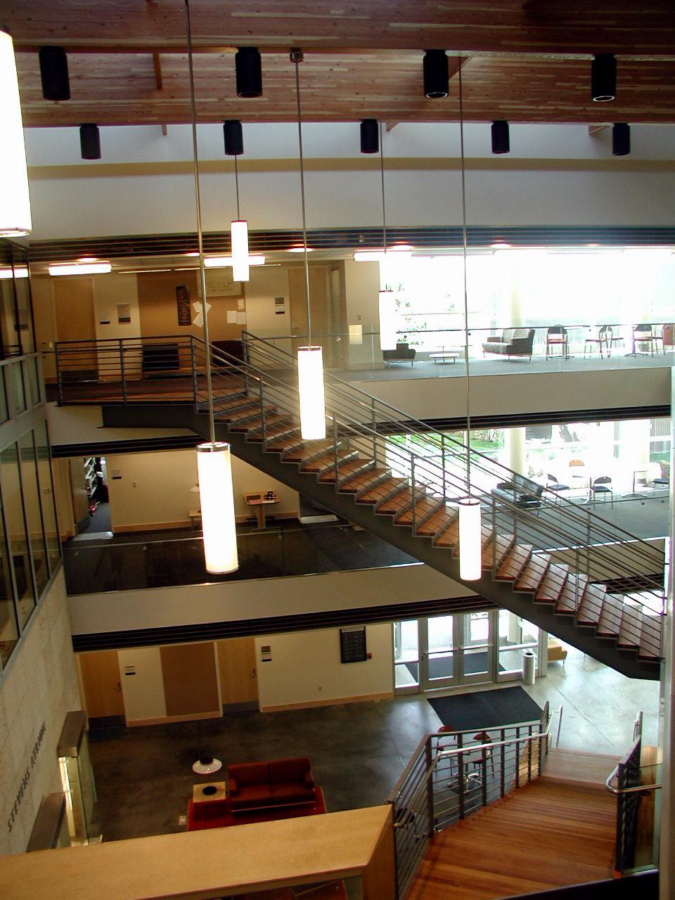 atrium with locust stairs & lights.jpg