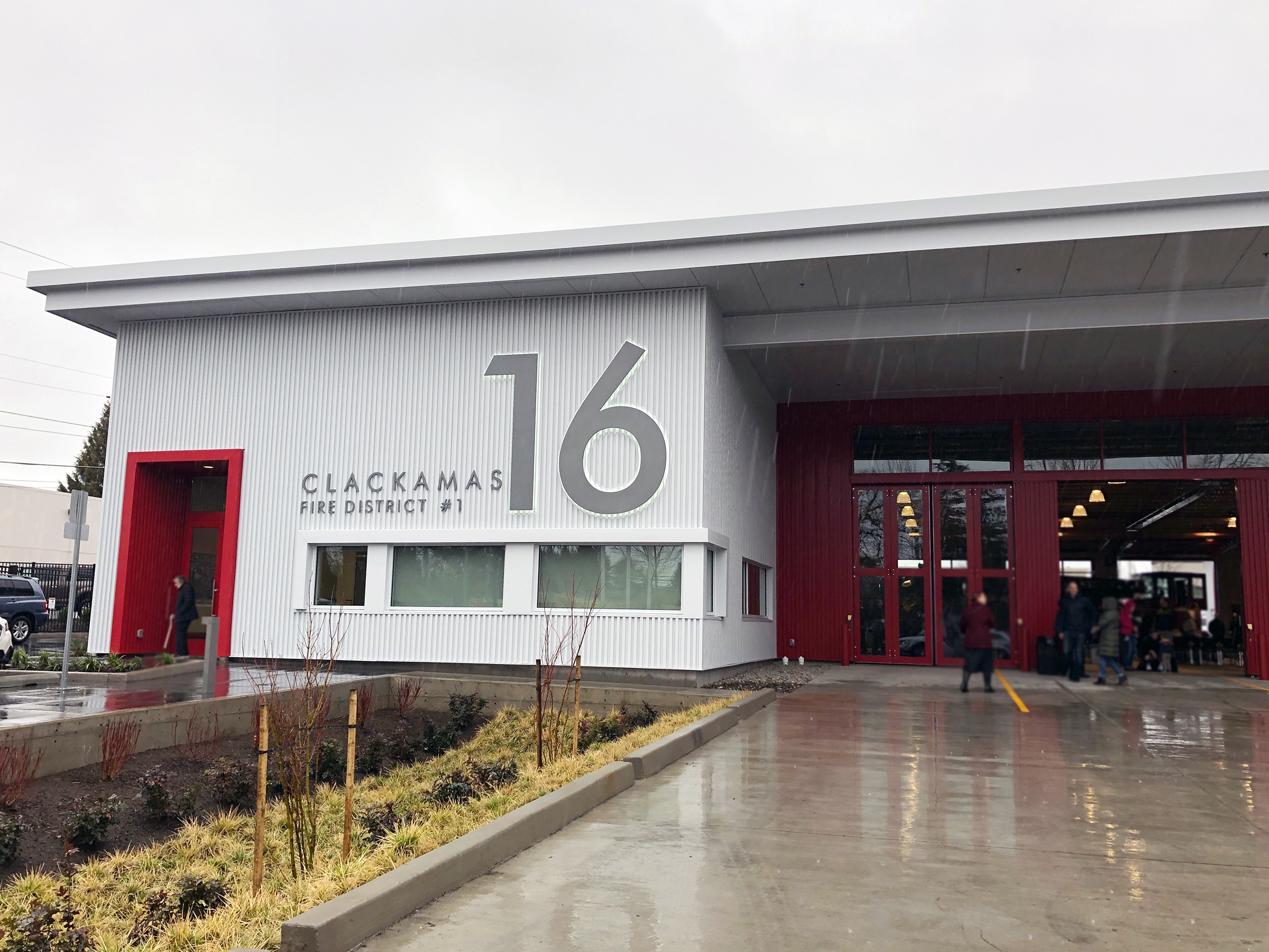 Clackamas Fire Dist. 1, Station 16