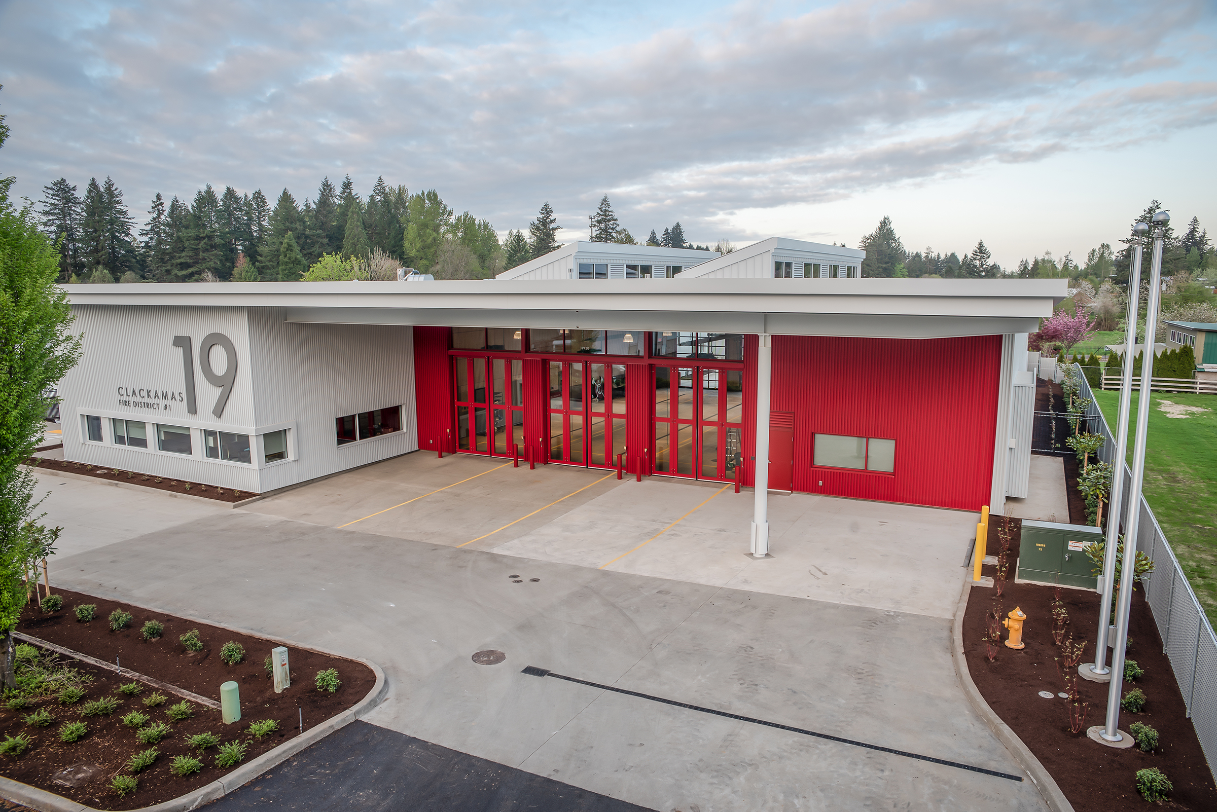 Clackamas Fire Dist. #1, Station 19