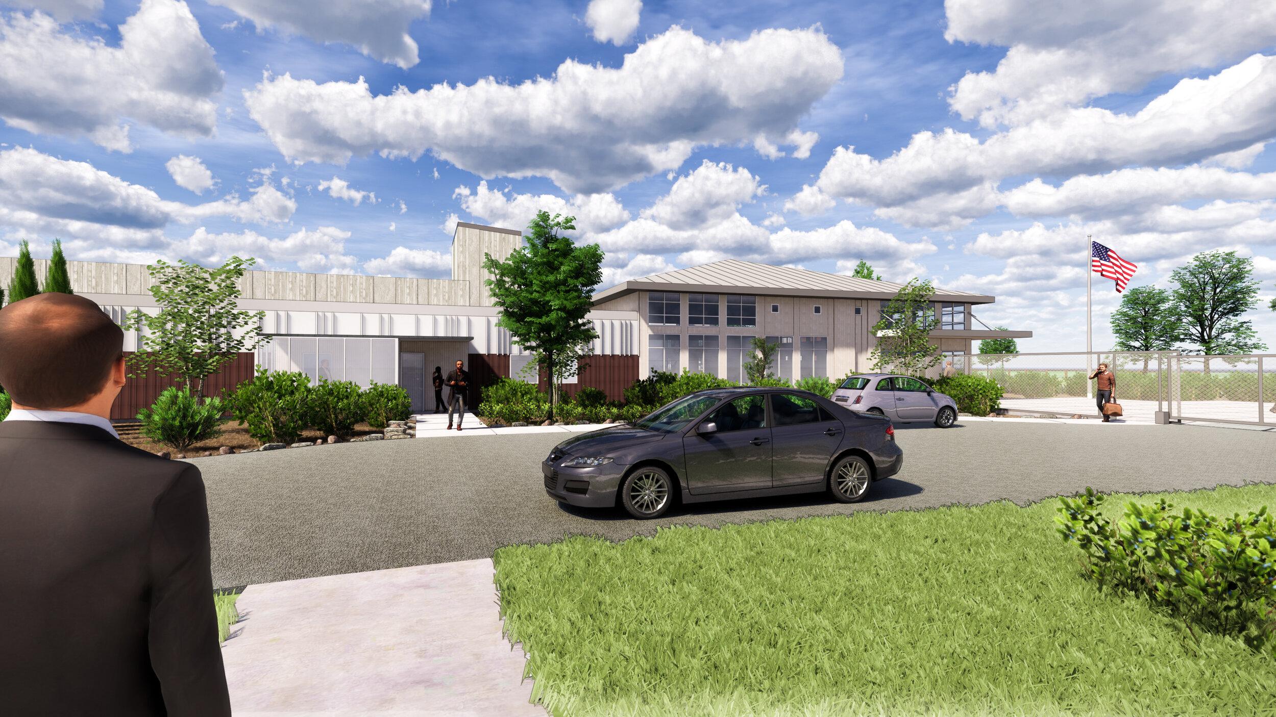 Clatsop County Jail Relocation Emerick Construction
