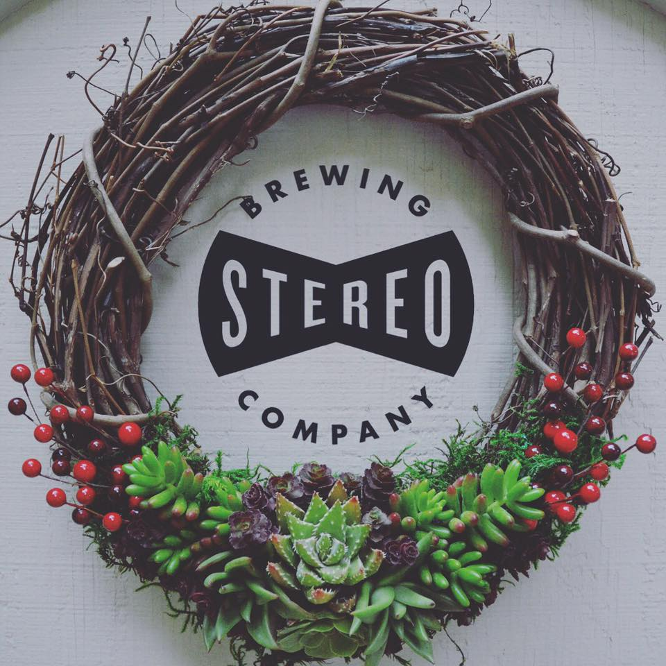 Thursday, December 6th come get crafty at our Winter Succulent workshop! hosted by the wonderful SucculentSoiree. The ticket will include the supplies for a custom designed wreath and BEER!  Tickets are going fast! Check  here  for available tickets!
