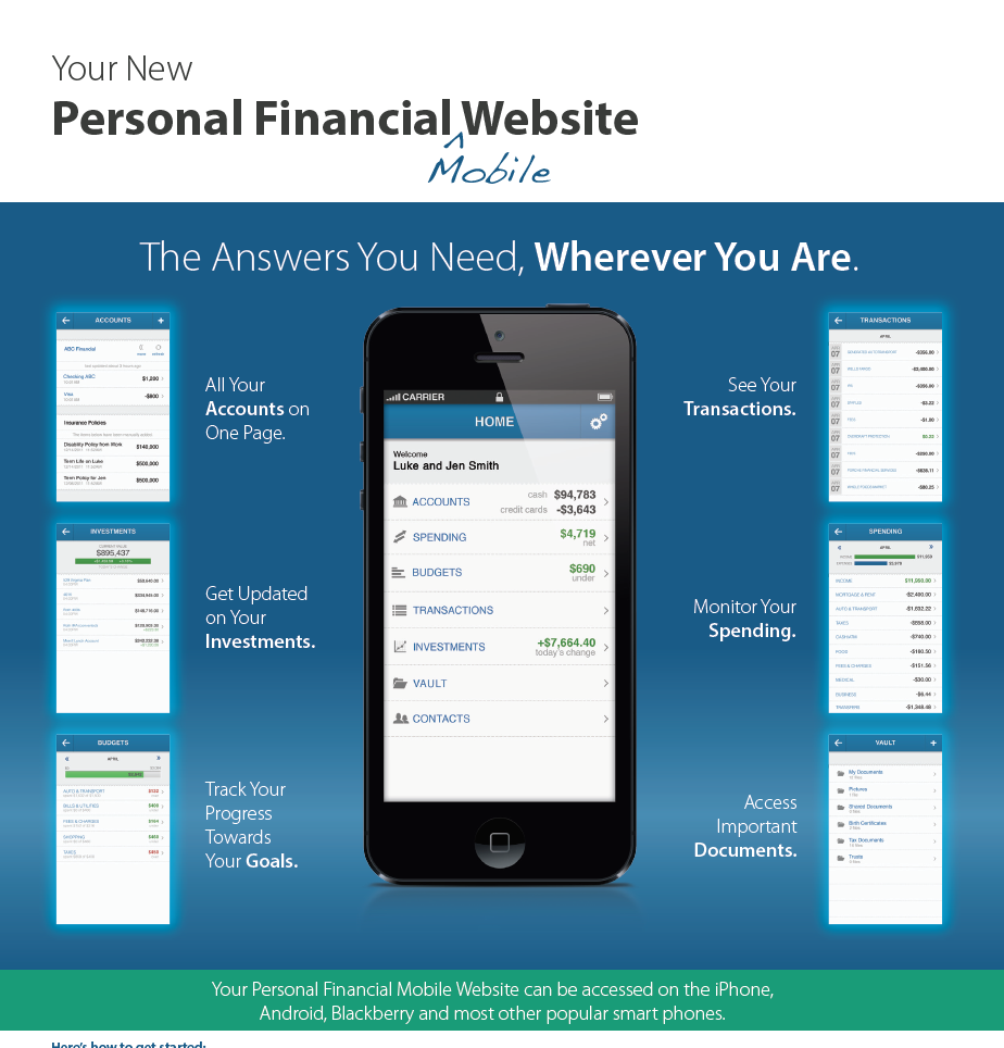 Anglia Advisors Mobile is available for retainer clients.