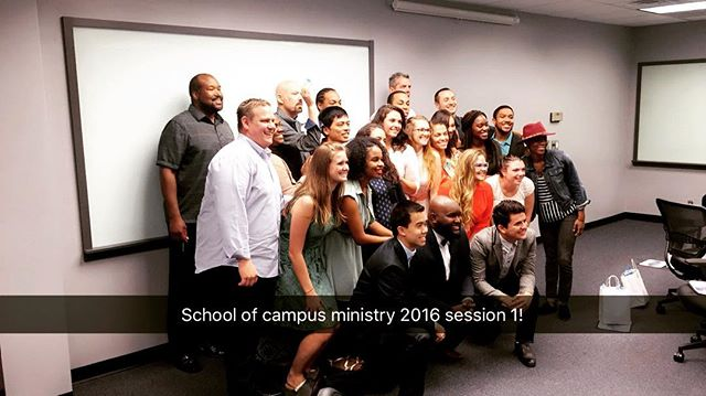 These 18 world changers from all over the country just graduated from the #ENCampus School of campus Ministry // #ENCampus #everystudenteverycampus #EveryNation #Ministry