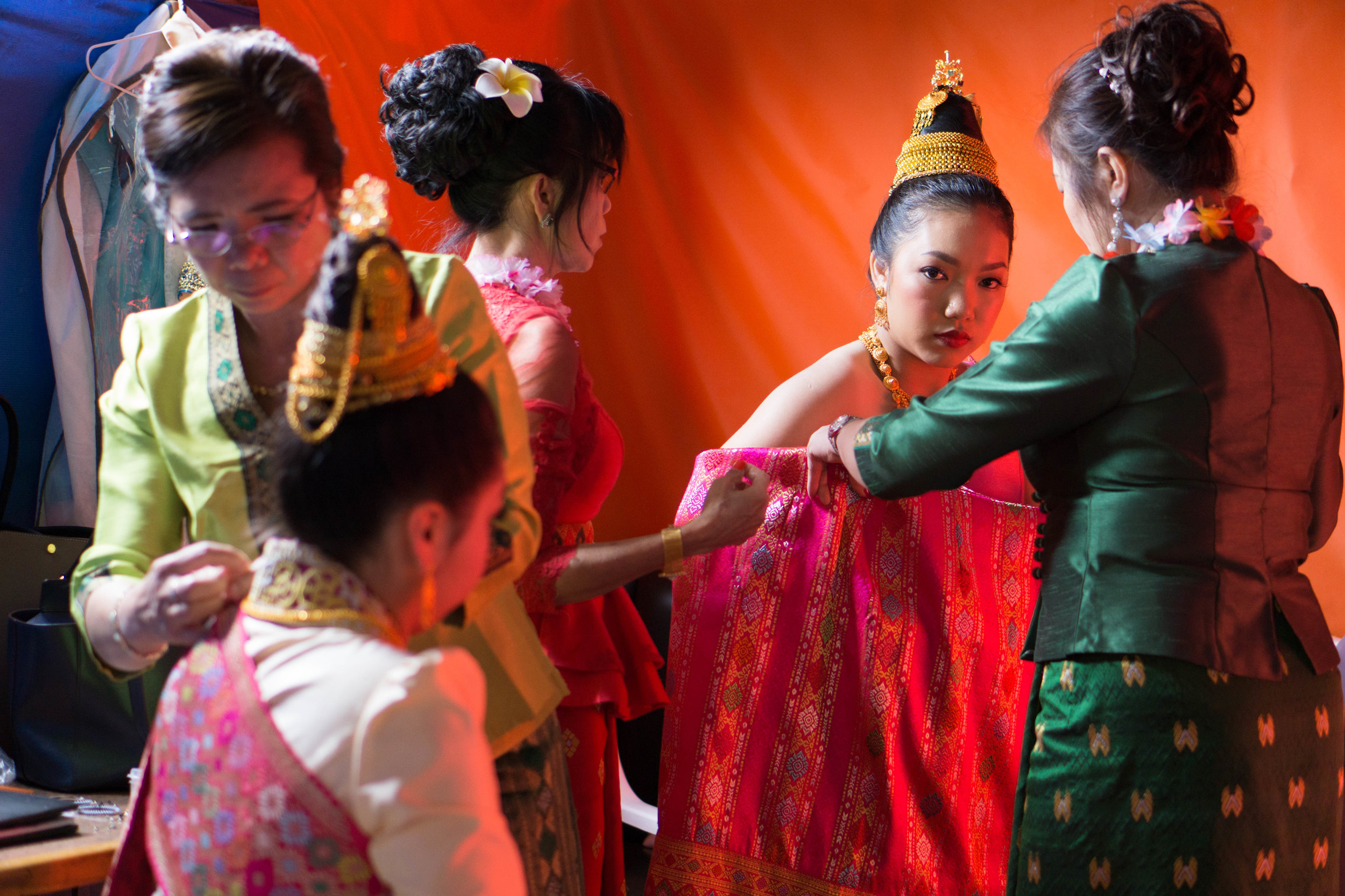 Bringing together Lao Americans in continuing their cultural legacy through storytelling and the arts.