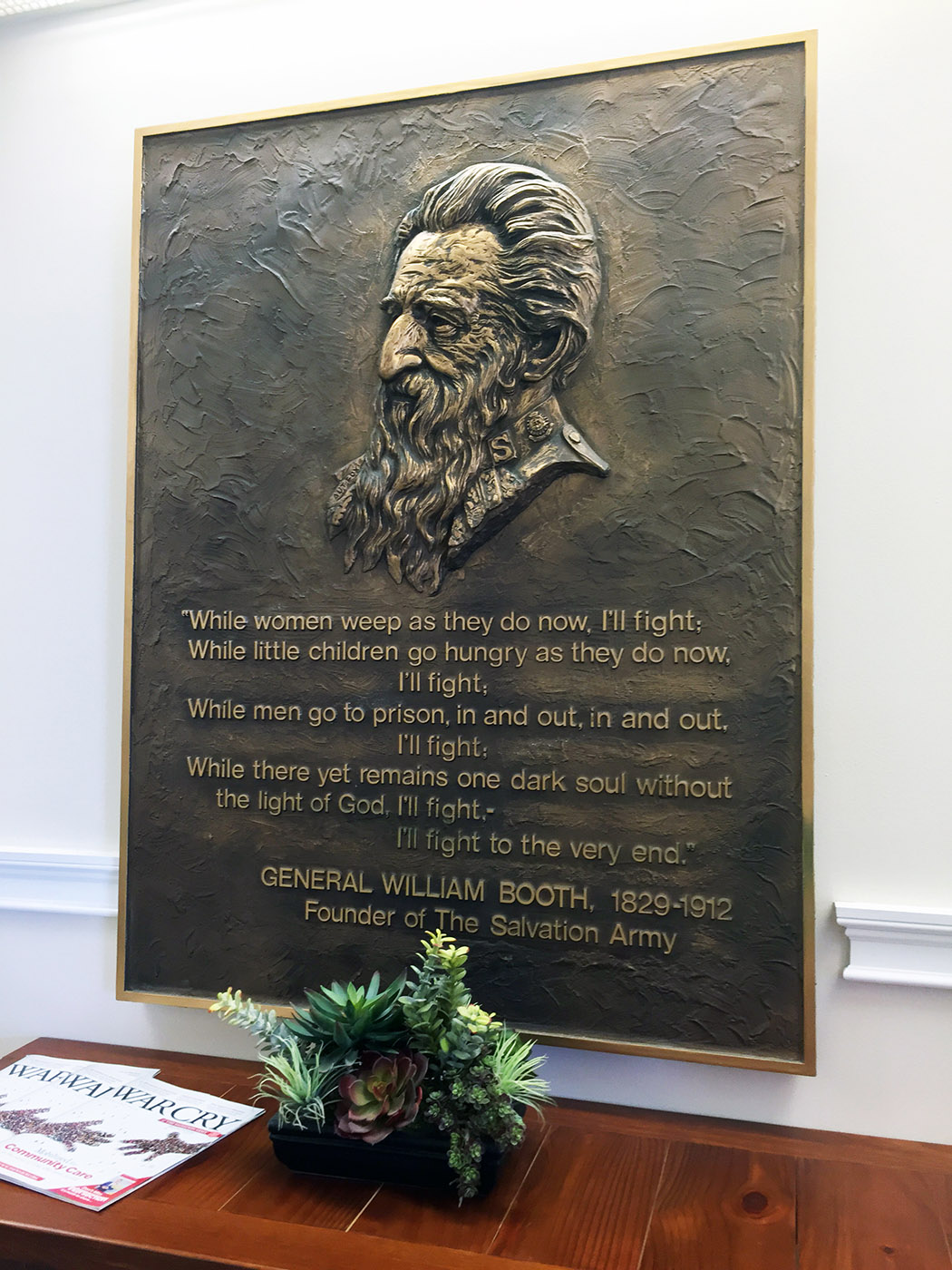 William Booth - Founder