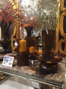 Amber Glass Collection with #HATtag