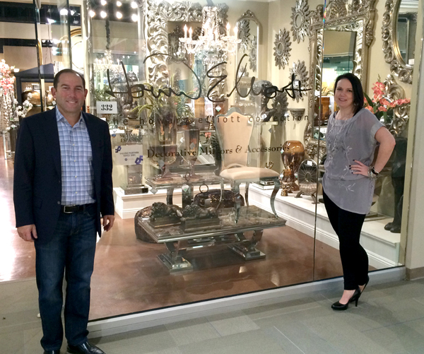 President, Brian Berk and Director of Sales, Colleen Daly welcome you to our redesigned showroom. WMC #A-332-334
