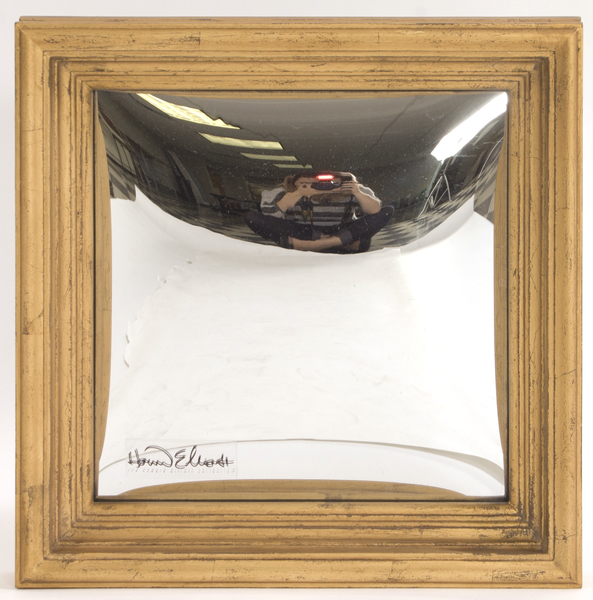 Silas Square Mirror #56168, Convex is always fun.