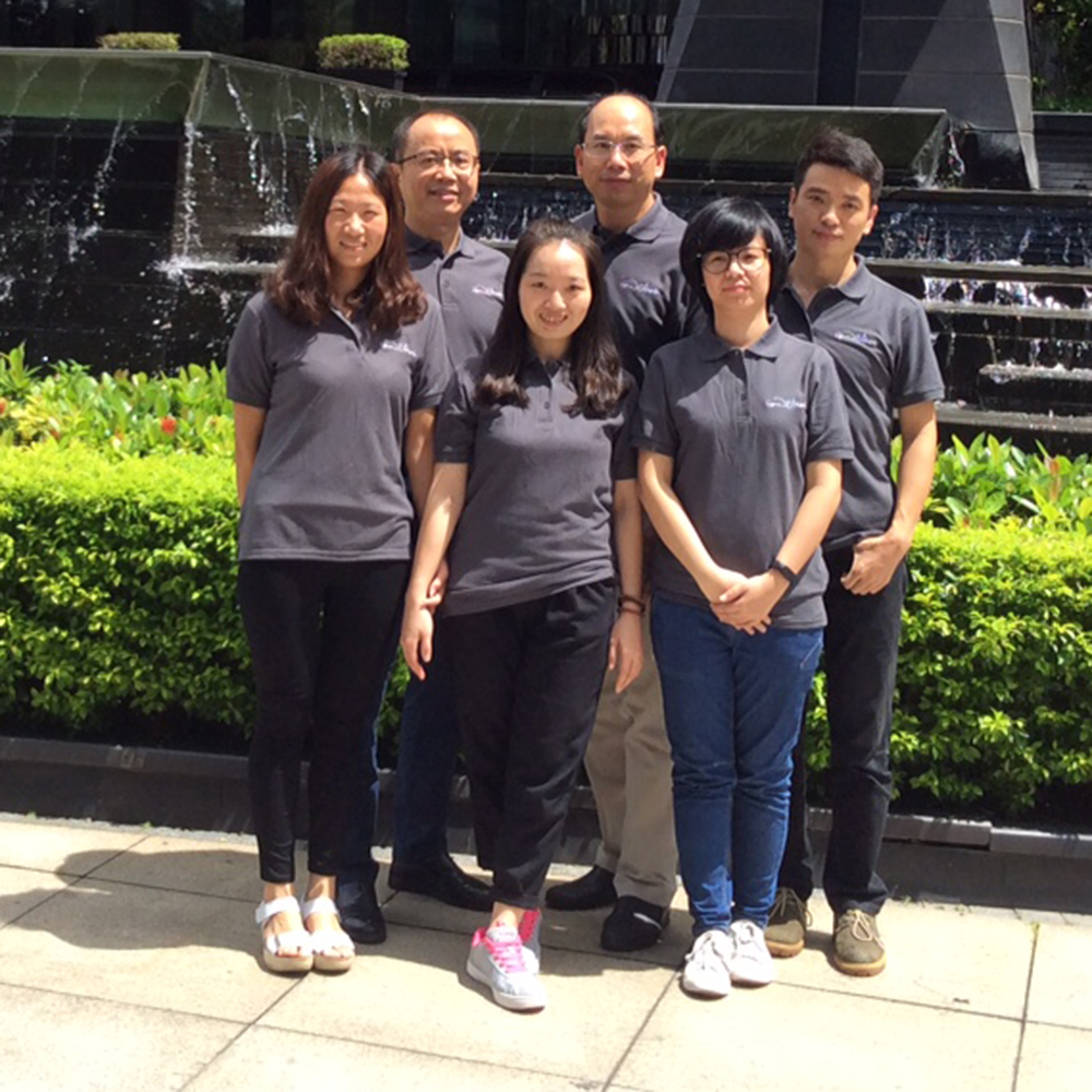 Our China Team