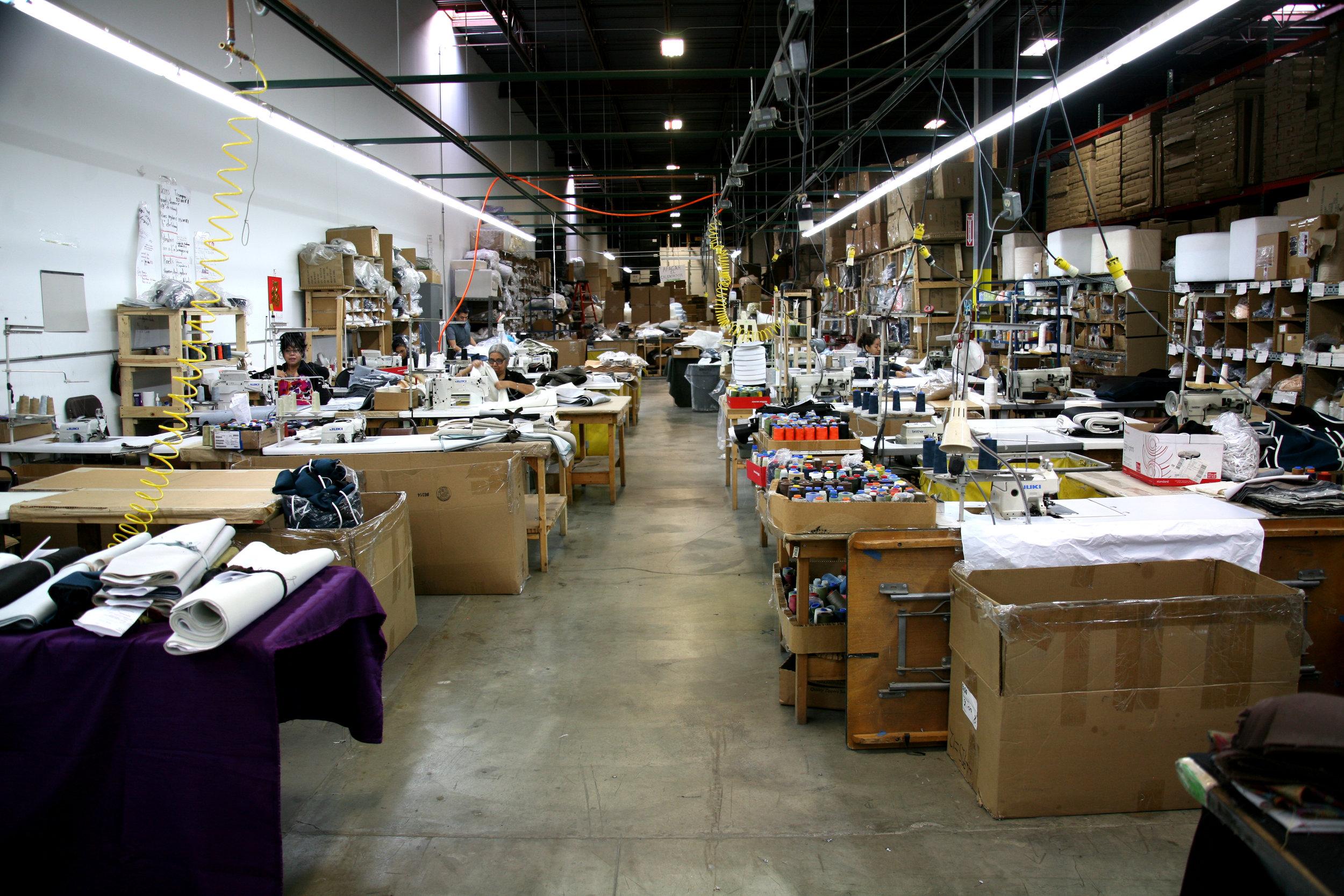 US Sewing Room