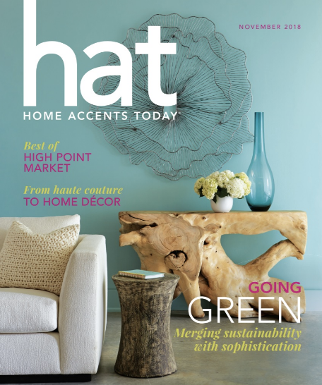 Home Accents Today November 2018