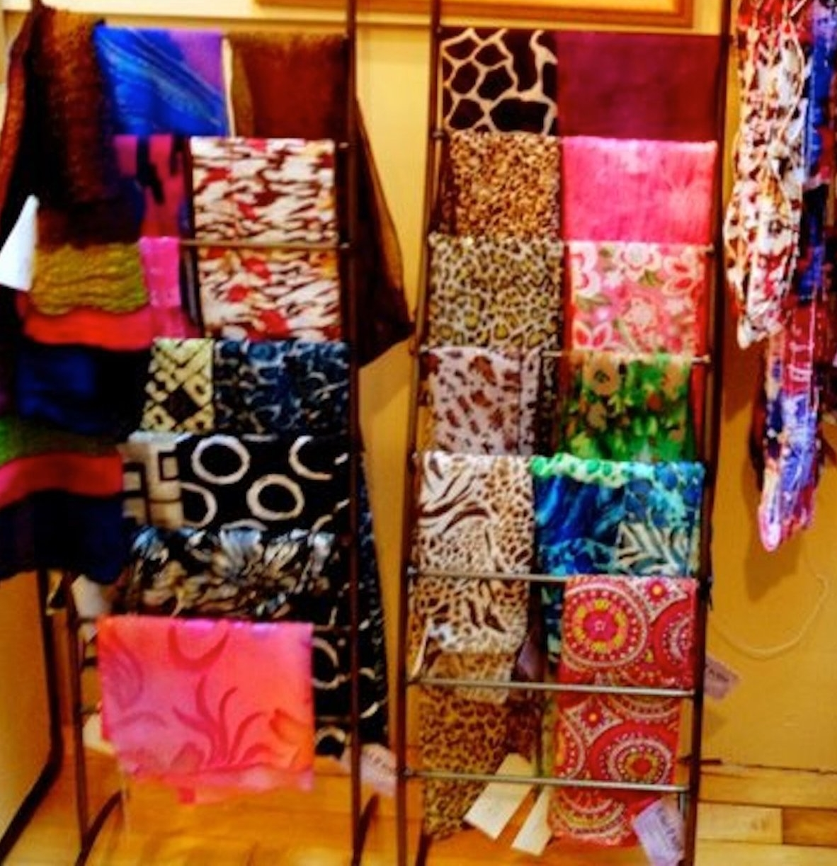 Scarves and Textile Accessories
