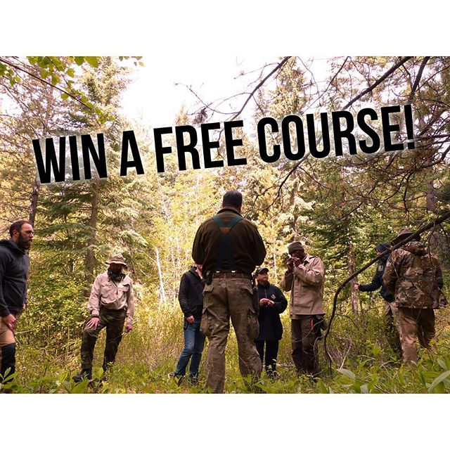 That's right folks! We're having our first Survival Bushcraft COURSE GIVEAWAY! Enter to win a free spot or discounted price to one of our SPRING 2019 BUSHCRAFT AND SURVIVAL COURSES!  How to enter: 1. Like this post (on instagram) 2. Follow us on Instagram and Facebook 3. Tag 2 friends in the comments  First prize: One FREE spot on a course! Second prize: 50% off one spot Third prize: 25% off one spot *prizes are only redeemable for the Spring 2019 period *prizes do not include costs for travel to and from our courses  Prize winners will be announced March 1st, 2019!  For more information on the Bushcraft Survival Courses we're offering this spring and the dates visit our website-link in our bio.  Good luck!!