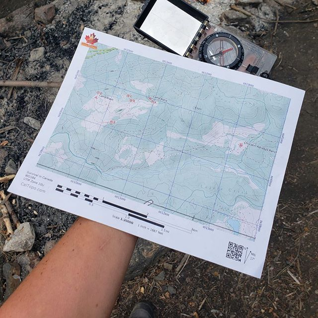 Our Outdoor Essentials course yesterday had us approach the autumn equinox with not only map and compass, but a little bit of sun for some natural navigation lessons. Thanks to our new friends from south of the border, plus our favorite father and son combo, for all the questions. You kept me on my toes for a full 9 hours! Loved your enthusiasm!