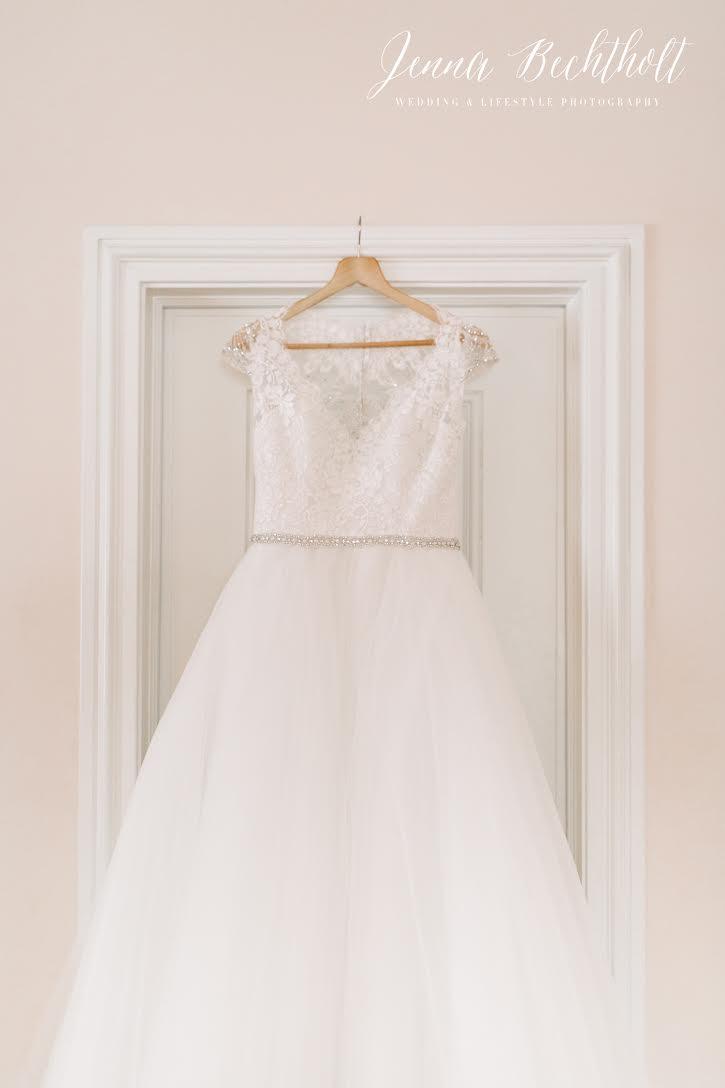 Orcutt Ranch Wedding Wedding Dress | Forever Taeken Weddings