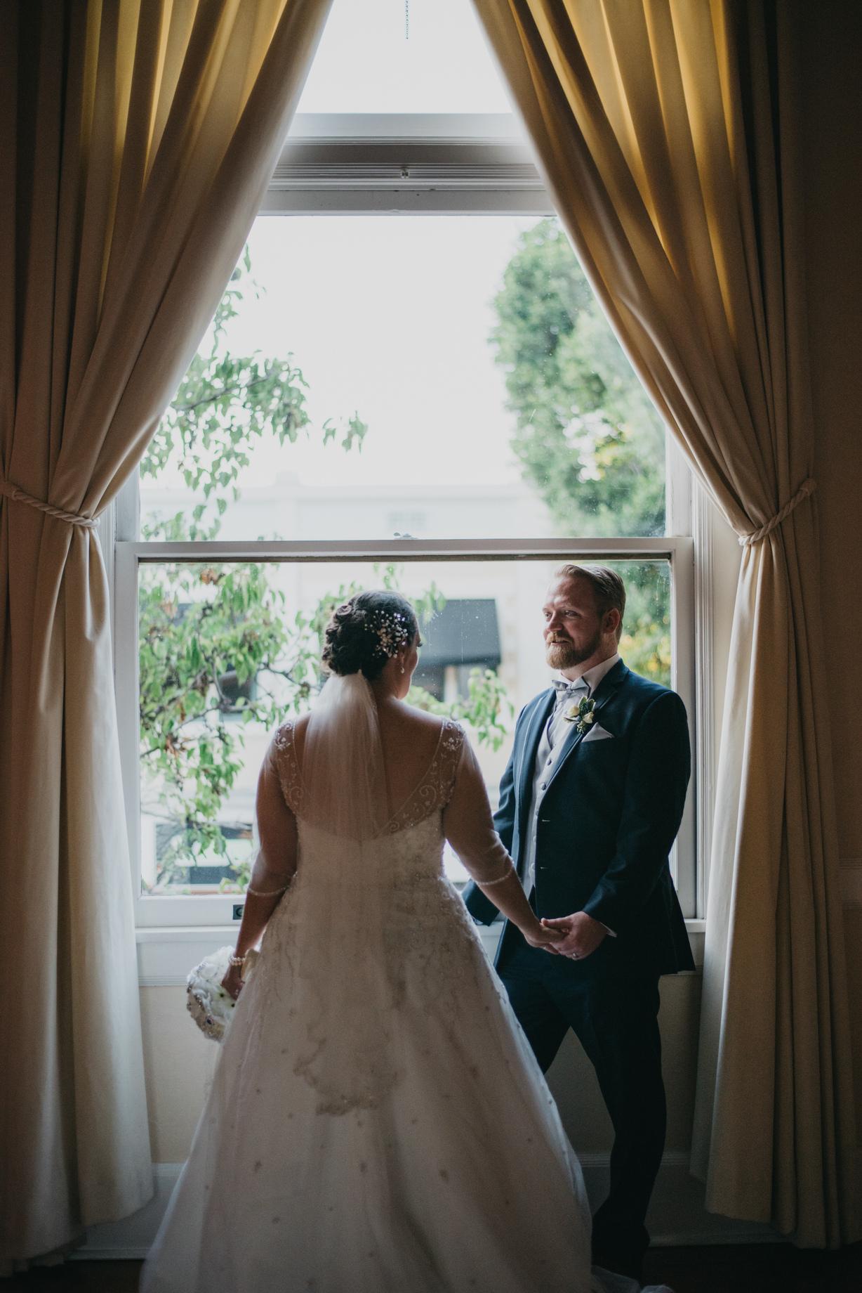 Speakeasy on State Wedding with Forever Taeken Wedding