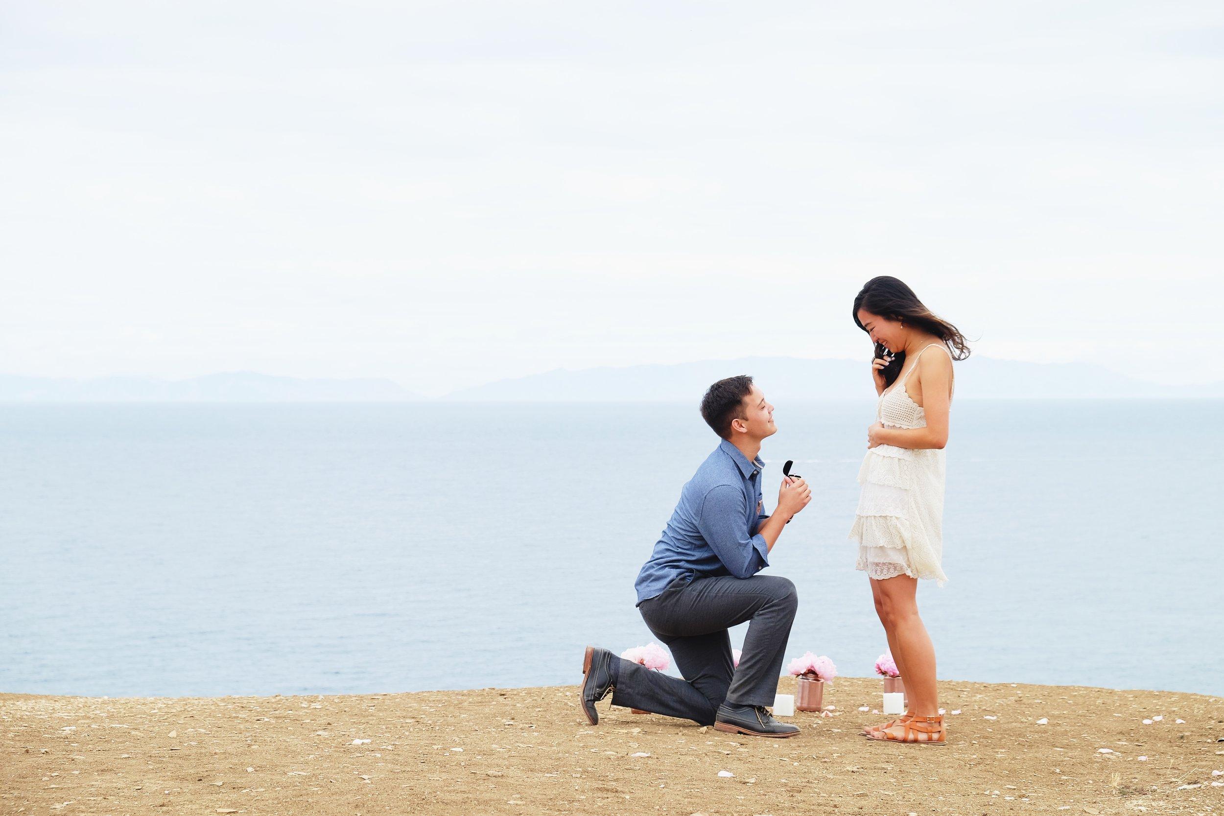 Forever Taeken Proposal