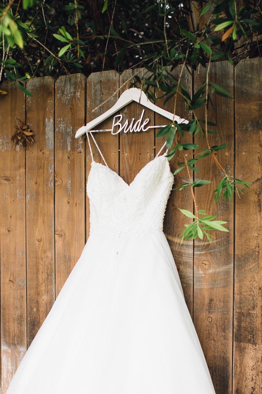 Forever Taeken Bride Dress