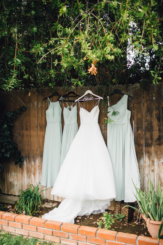 Forever Taeken Bridal Party Dresses
