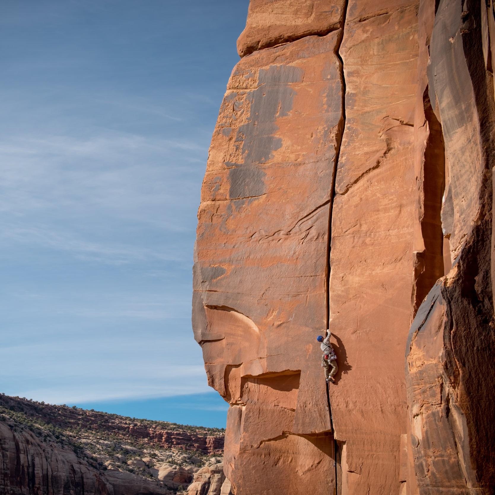 rock+climbing+moab