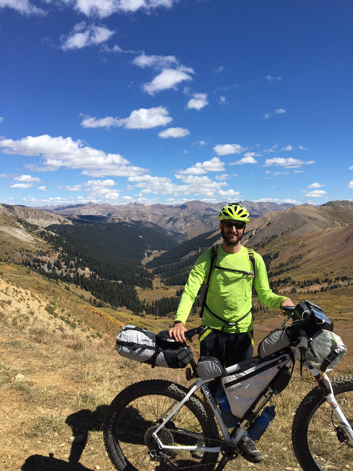 On top of Star Pass