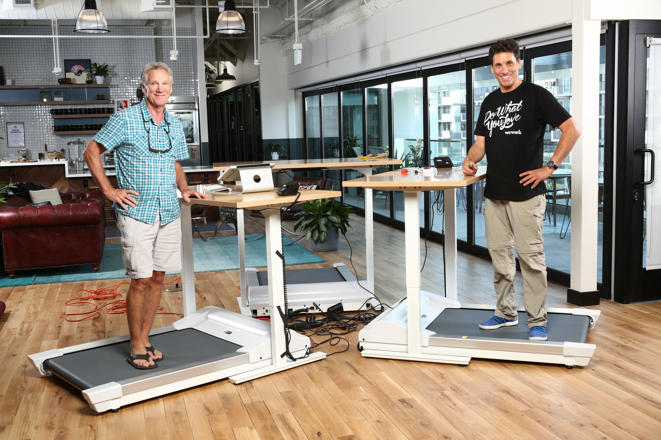 UnSit Co-Founders Paul Bryne and Rob Jacobs
