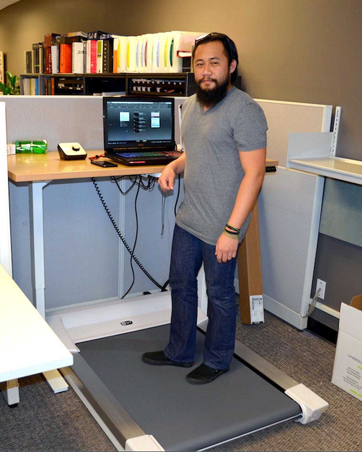 Matt Cascasan at Unisource