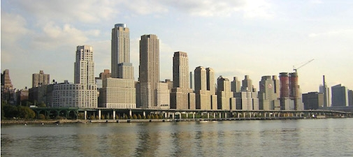 Riverside South, by Hirschfeld Properties