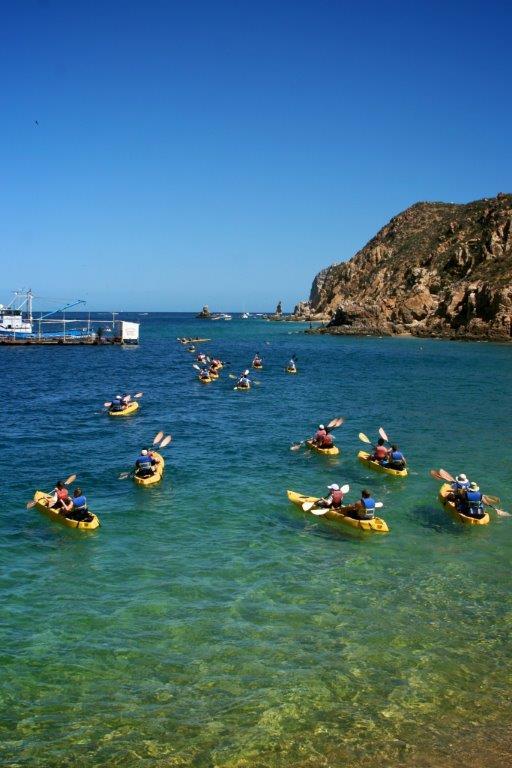 Los Cabos Kayak Tour