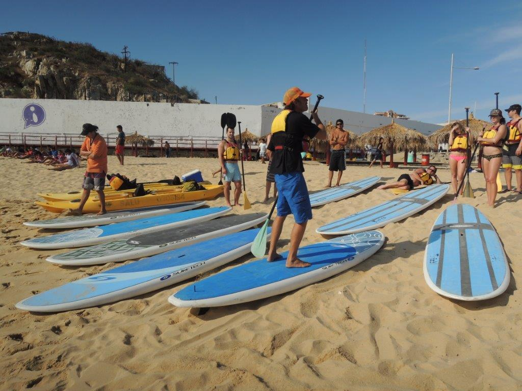 Stand Up Paddleboard & Snorkel