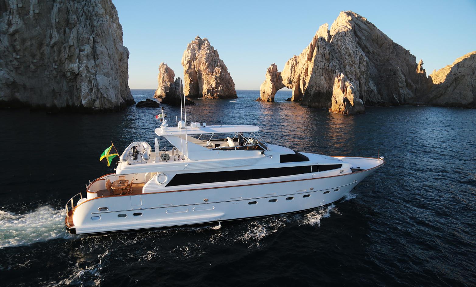 Yacht- The Contessa
