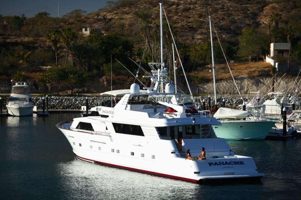 The Yacht Panache