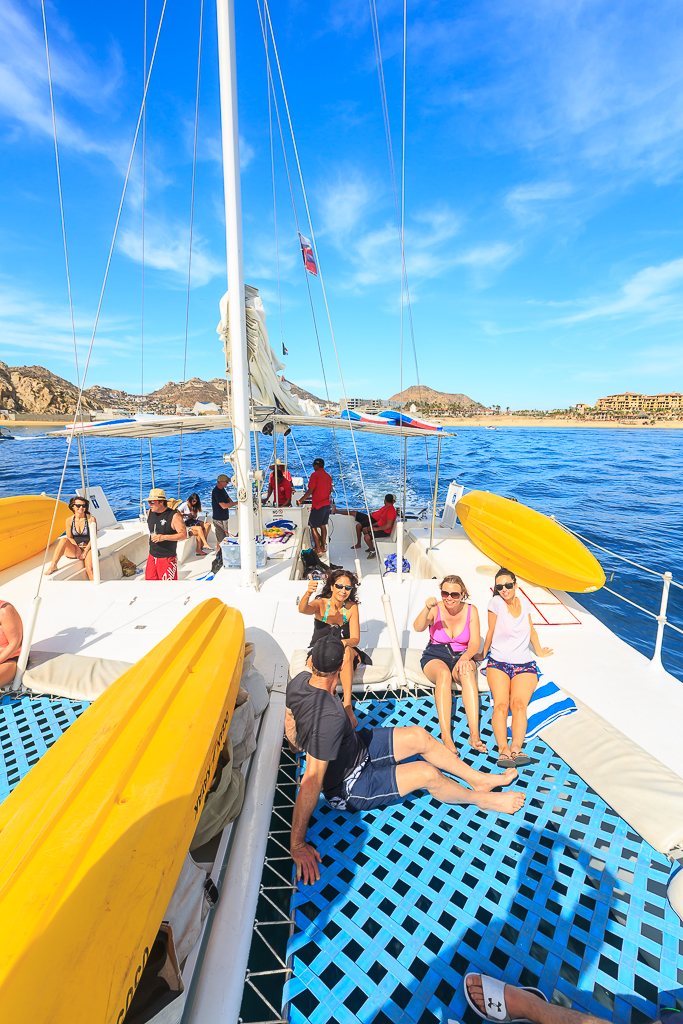 Cabo Fiesta Dinner Cruise: Mexican Fiesta