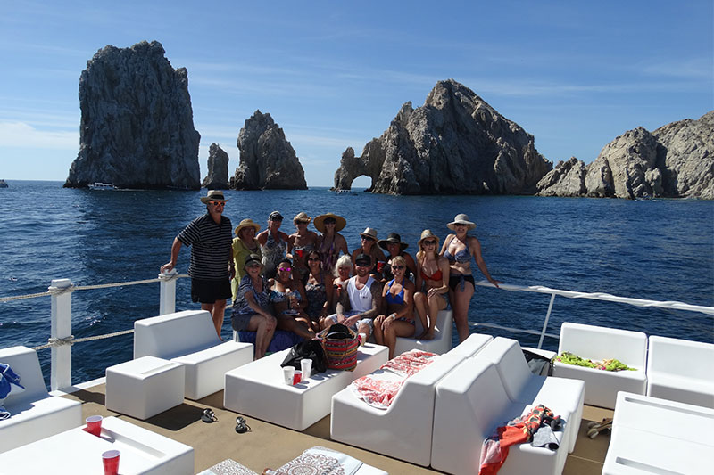 La Isla Cruise   Private cruises on one of our three sized customized catamarans - like nothing else in Los Cabos