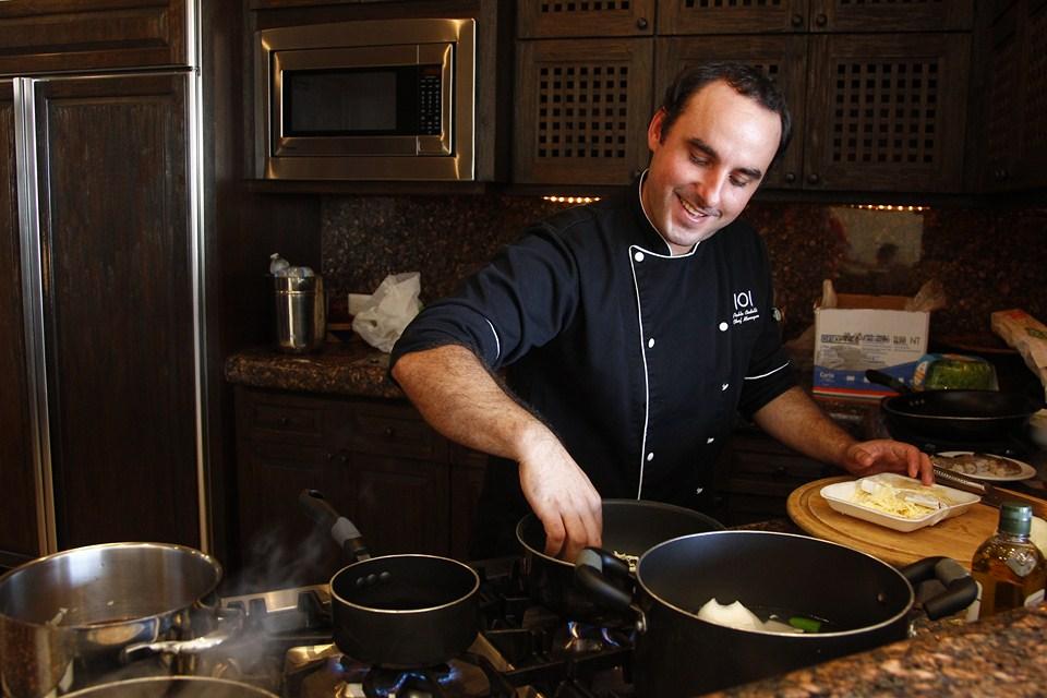Private Chef   Professional chef servcies