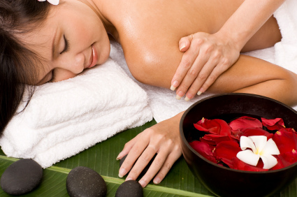 Spa Services   Spa services in the privacy of your villa