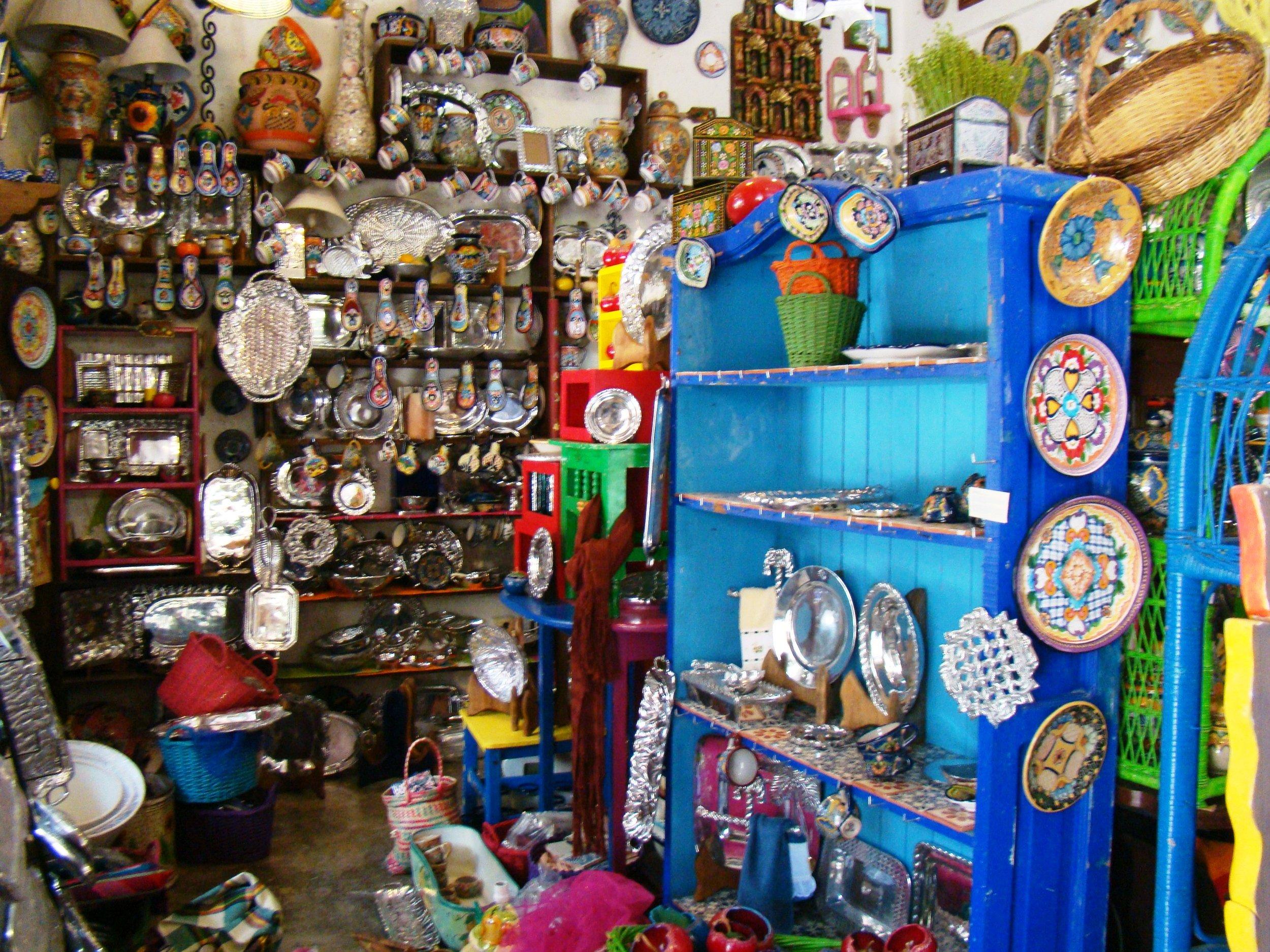 Los Cabos shopping tour   Shop till you drop!