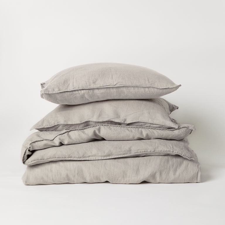 H&M - Bed Linen, $129 (check when they have sale, sometimes it's 20% or 40% off)