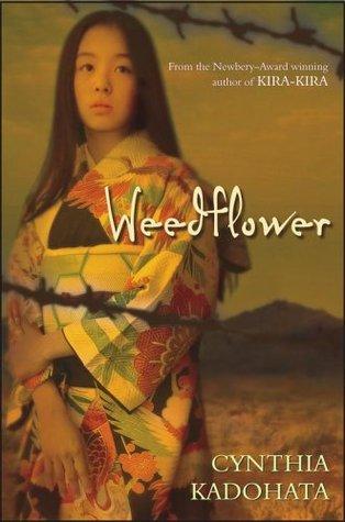 Kadohata, Cynthia. Weedflower. Atheneum, 2006. 260 pp. Grades 5-8.