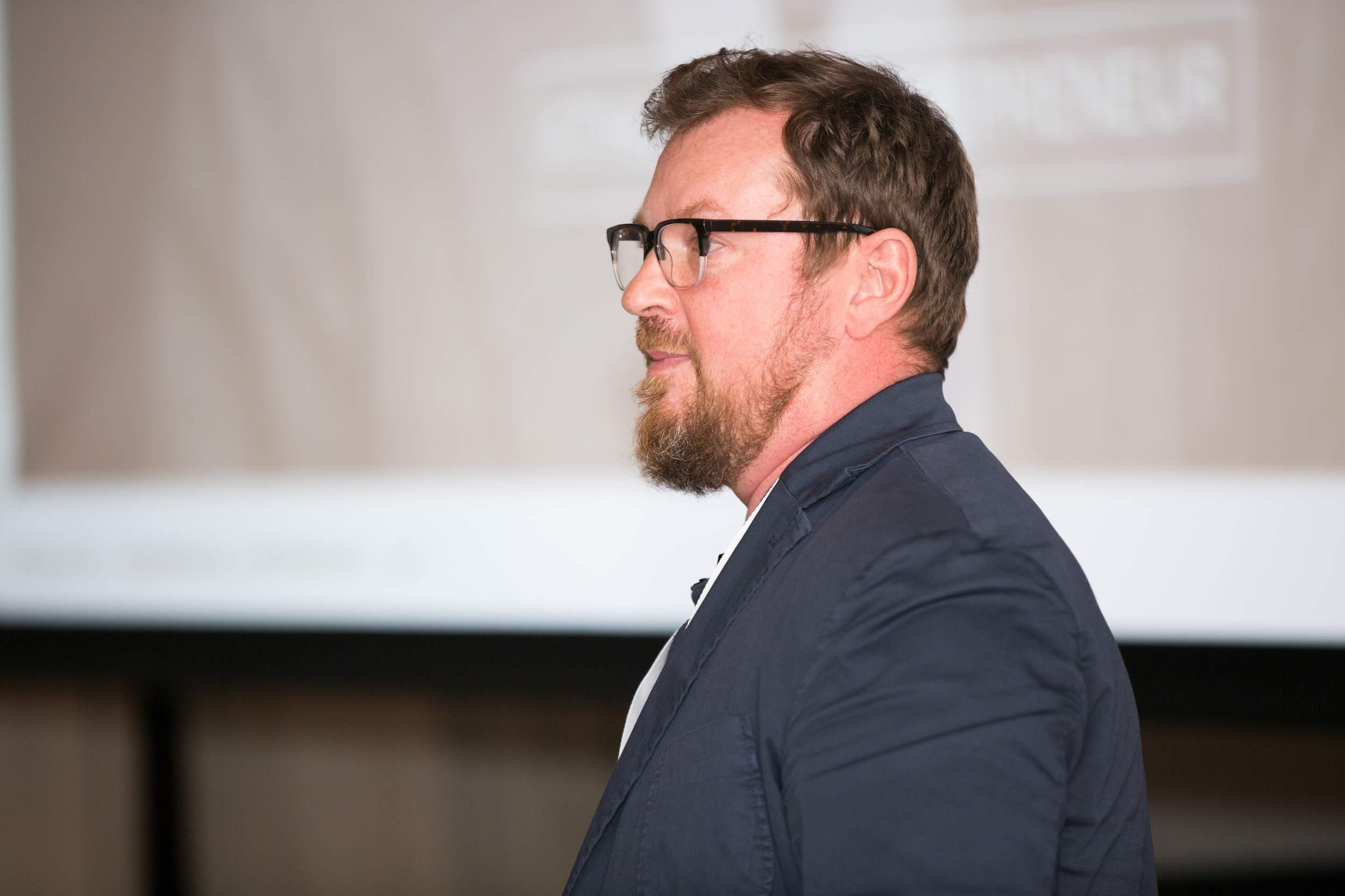 Richard Clarke, Global VP Advanced Innovation DTC, Nike