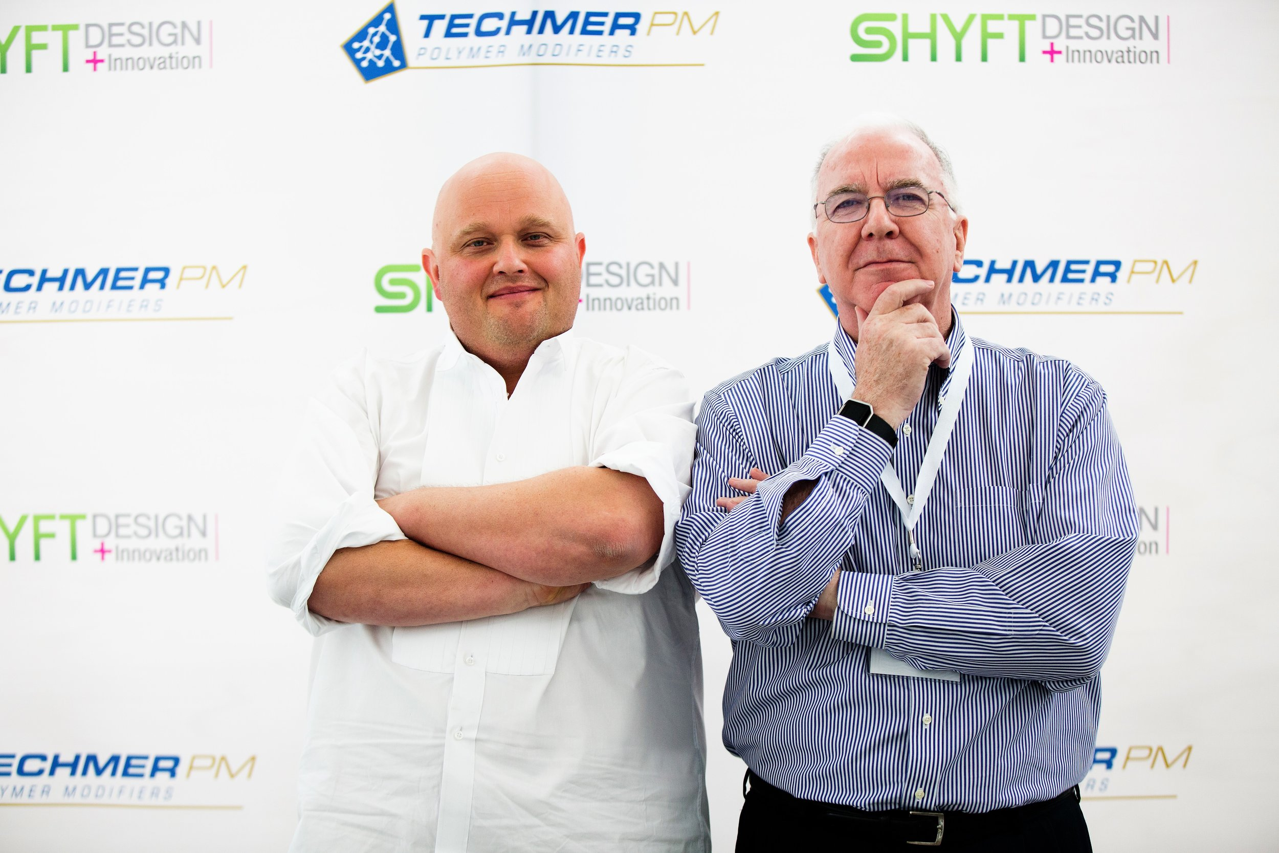 Marc Shillum and David Turner