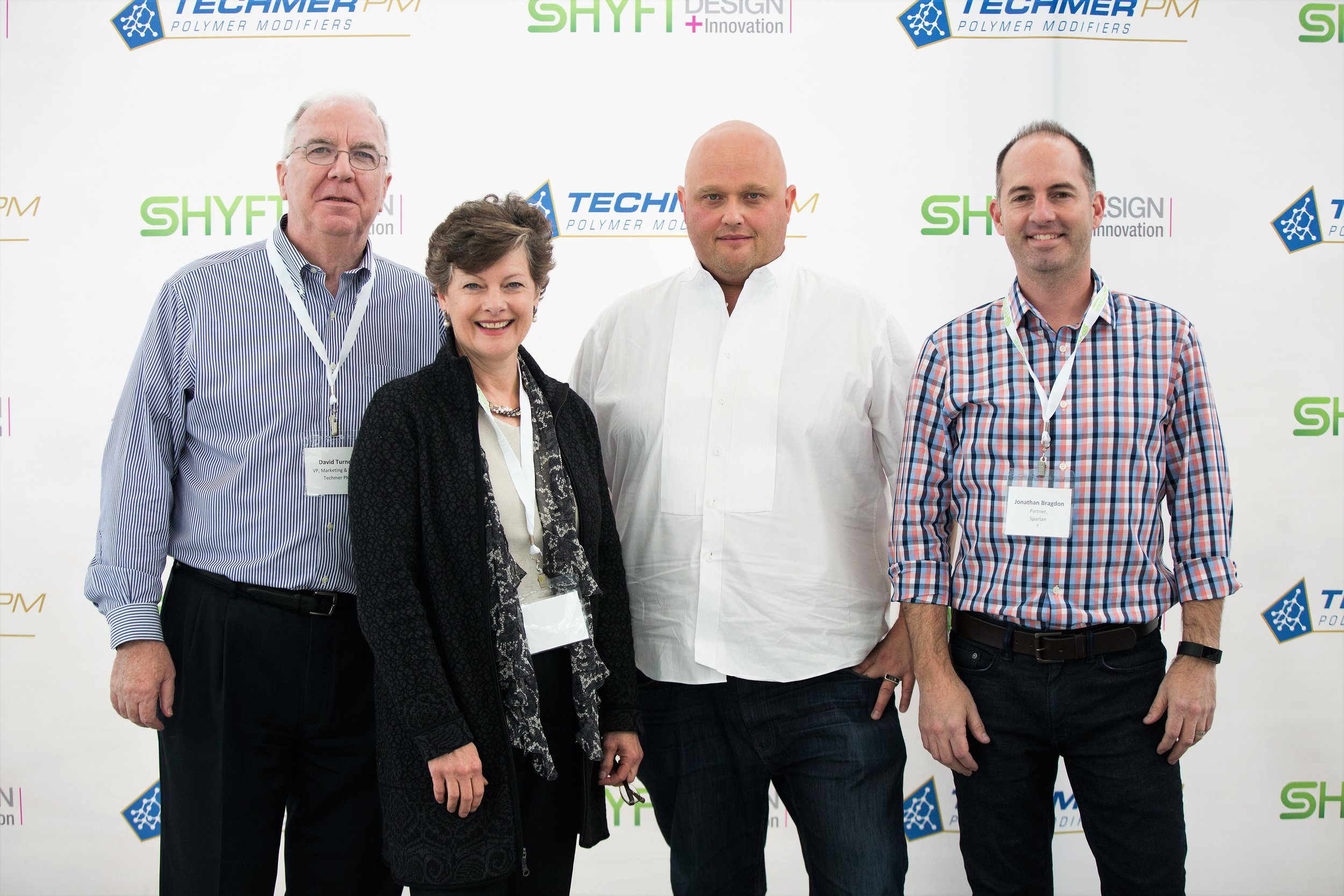 David Turner, Jenny Whitener, and Marc Shillum