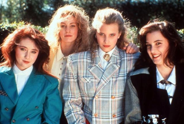 The ultimate frenemy movie:  Heathers .