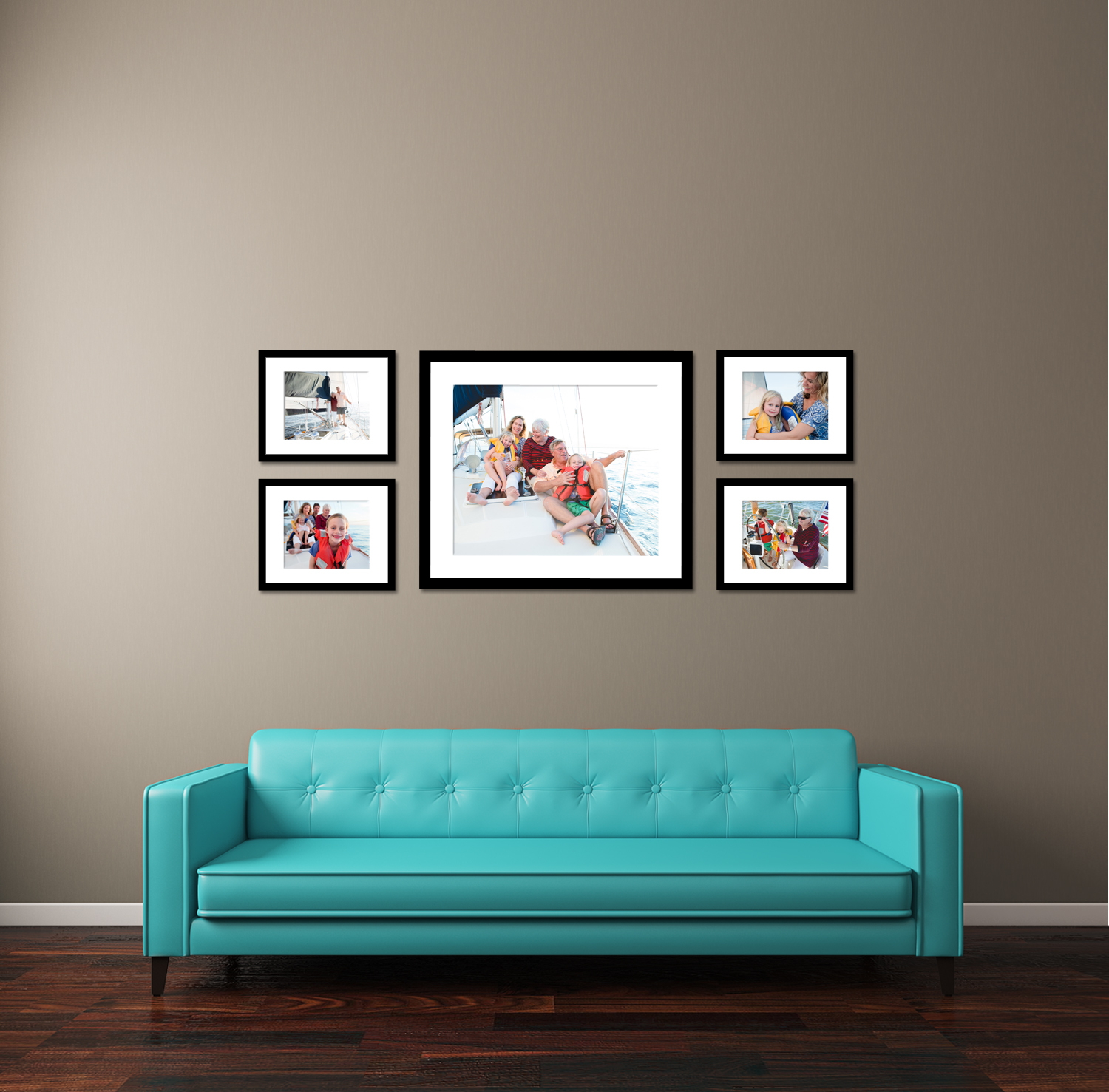 Displaying Your Family Pictures 4 Ideas For Your Wall Jennifer K Photography