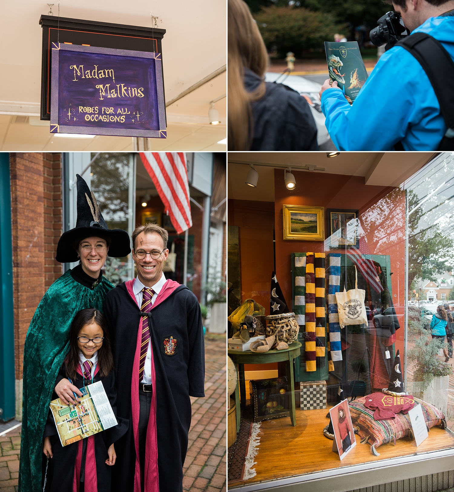 The Harry Potter Festival in Chestertown, Maryland